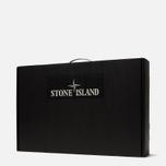 Мужская зимняя куртка Stone Island Ice Dyneema Bonded Leather Beige фото- 3