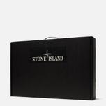 Мужская зимняя куртка Stone Island Ice Dyneema Bonded Leather Beige фото- 11