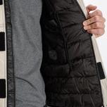 Мужская зимняя куртка Stone Island Ice Dyneema Bonded Leather Beige фото- 16
