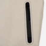 Мужская зимняя куртка Stone Island Ice Dyneema Bonded Leather Beige фото- 7