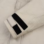 Мужская зимняя куртка Stone Island Ice Dyneema Bonded Leather Beige фото- 8