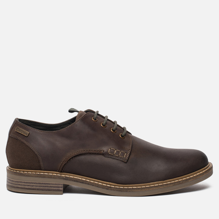 Мужские ботинки Barbour Bramley Derby Dark Brown