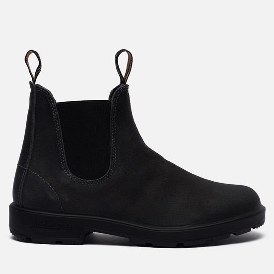 Ботинки Blundstone 1910 Suede Boots Steel Grey