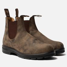 Мужские ботинки Blundstone 585 Rustic Brown фото- 0