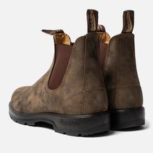 Мужские ботинки Blundstone 585 Rustic Brown фото- 2