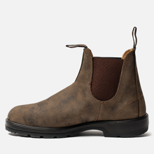 Мужские ботинки Blundstone 585 Rustic Brown фото- 5