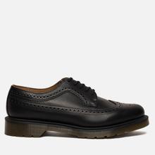 Мужские ботинки броги Dr. Martens 3989 Smooth Black фото- 0