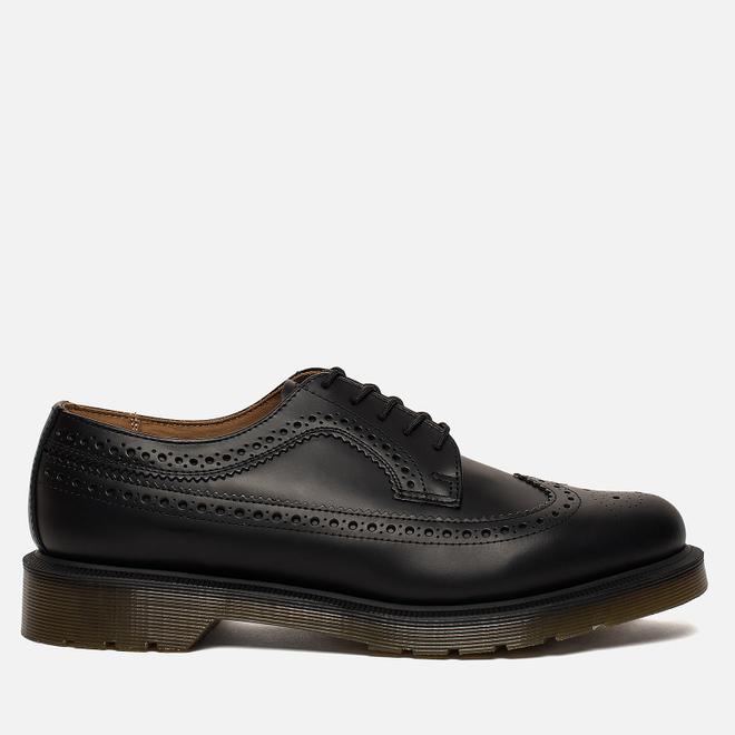 Мужские ботинки броги Dr. Martens 3989 Smooth Black