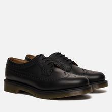 Мужские ботинки броги Dr. Martens 3989 Smooth Black фото- 2
