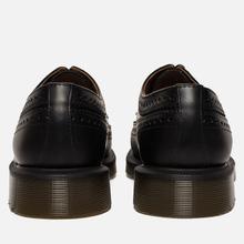 Мужские ботинки броги Dr. Martens 3989 Smooth Black фото- 3