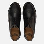 Мужские ботинки броги Dr. Martens 3989 Smooth Black фото- 4