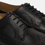 Мужские ботинки броги Dr. Martens 3989 Smooth Black фото- 5
