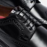 Grenson Sid Leather Men's Brogue Black photo- 5