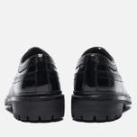 Grenson Sid Leather Men's Brogue Black photo- 3