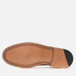 Мужские ботинки броги Loake Dawson Polished Black фото- 6