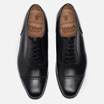 Мужские ботинки броги Tricker's Belgrave Black фото- 4