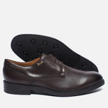 Мужские ботинки Clarks Originals Chilver Walk Gore-Tex Leather Dark Brown фото- 1