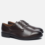 Мужские ботинки Clarks Originals Chilver Walk Gore-Tex Leather Dark Brown фото- 2