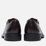 Мужские ботинки Clarks Originals Chilver Walk Gore-Tex Leather Dark Brown фото- 5