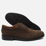 Мужские ботинки Clarks Originals Chilver Walk Gore-Tex Nubuck Dark Brown фото- 1