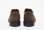 Мужские ботинки Clarks Originals Chilver Walk Gore-Tex Nubuck Dark Brown фото- 5