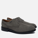 Мужские ботинки Clarks Originals Chilver Walk Gore-Tex Nubuck Grey фото- 2