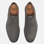 Мужские ботинки Clarks Originals Chilver Walk Gore-Tex Nubuck Grey фото- 3