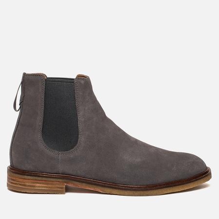 Мужские ботинки Clarks Originals Clarkdale Gobi Suede Grey