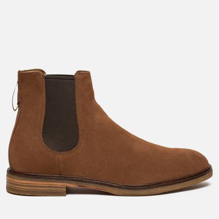 Мужские ботинки Clarks Originals Clarkdale Gobi Suede Tobacco
