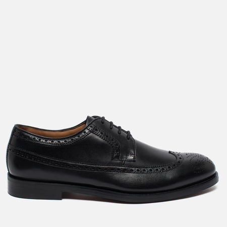 Clarks Originals Coling Limit Leather Men's shoes Black