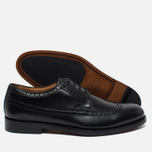 Мужские ботинки Clarks Originals Coling Limit Leather Black фото- 1