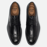 Мужские ботинки Clarks Originals Coling Limit Leather Black фото- 4