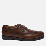 Мужские ботинки Clarks Originals Coling Limit Leather Tan фото- 0