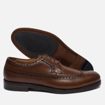 Мужские ботинки Clarks Originals Coling Limit Leather Tan фото- 1