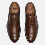 Мужские ботинки Clarks Originals Coling Limit Leather Tan фото- 3