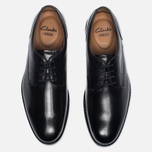 Мужские ботинки Clarks Originals Coling Walk Leather Black фото- 3
