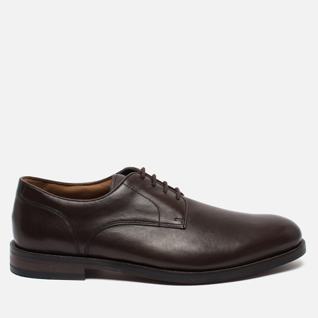 Clarks Originals Coling Walk Leather Men's shoes Walnut