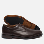Мужские ботинки Clarks Originals Coling Walk Leather Walnut фото- 1