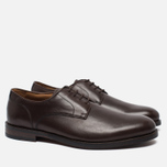 Мужские ботинки Clarks Originals Coling Walk Leather Walnut фото- 2