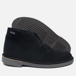 Мужские ботинки Clarks Originals Desert Boot Gore-Tex Suede Black фото- 1
