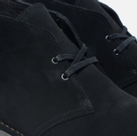 Мужские ботинки Clarks Originals Desert Boot Gore-Tex Suede Black фото- 3