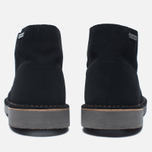 Мужские ботинки Clarks Originals Desert Boot Gore-Tex Suede Black фото- 5