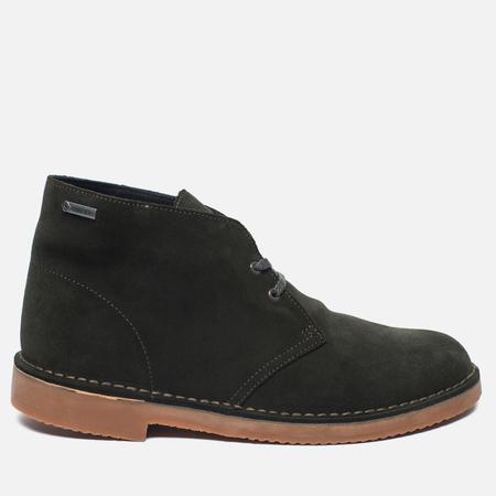Clarks Originals Desert Boot Gore-Tex Suede Men's shoes Loden Green