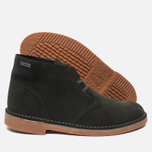 Мужские ботинки Clarks Originals Desert Boot Gore-Tex Suede Loden Green фото- 1