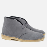 Мужские ботинки Clarks Originals Desert Boot Grey/Blue фото- 1