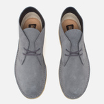Мужские ботинки Clarks Originals Desert Boot Grey/Blue фото- 4