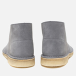 Мужские ботинки Clarks Originals Desert Boot Grey/Blue фото- 3