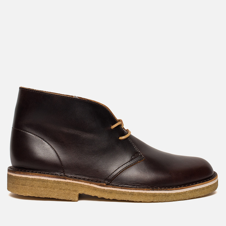 Мужские ботинки Clarks Originals Desert Boot Leather Chestnut