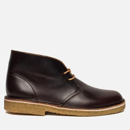 Мужские ботинки Clarks Originals Desert Boot Leather Chestnut
