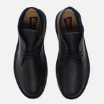 Мужские ботинки Clarks Originals Desert Boot Navy Tumbled Leather фото- 4